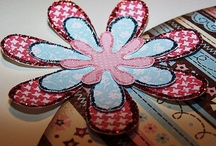 EMBELLISHMENTS Scrapbooking - Cards / Handmade embellishments to use on scrapbooking layouts, cards and other paper crafts. / by Debra Pate
