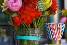 Party Ideas / by Lisa Siller