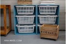 Bathroom Ideas / #Inspiration #DIY #Craft #Ideas #Contemporary #Rustic #Renovations #Design #BudgetRenos #Industrial #Family #HomeLife #HandyHints #OrganisedLife #IndoorDecor