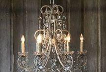 ~chandeliers & lighting~