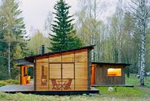 Cabin fever / Cool cabins, California cabins, cabins for everyone!