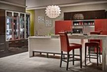 Contemporary ❤ Kitchens / Browse this board to see kitchens with the contemporary design style.