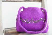 I made this! / Handmade Unique Bags and accessories from MuffinTopKnits  www.muffintopknits.com
