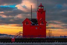 Lighthouse Photos / by Cindy Statham Vieira