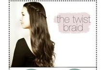 the hair I want / by Laurie Bosse