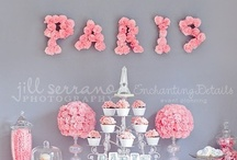 Dessert Table:French Inspired