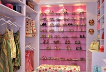 Dream Closets / by Laurie Bosse