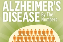 Alzheimer's Infographics / A beautiful way to receive information about your brain, Alzheimer's, and other Dementia. / by Alzheimer's of Central Ohio