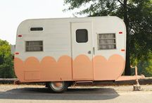 We Love Trailers  / Hip trailers and cool cabins for chic nomads.