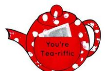 Tea Crafts (you make)