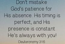 Quotes/Scripture / by Brittany Andersen