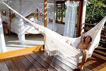 Hammock Time! / Get in the hammock...