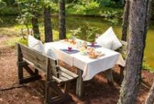 Time for a Picnic / Get outside for summer.