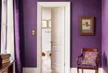 Radiant Orchid / Check out this board to see how you can use radiant orchid to liven up your home.
