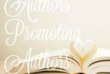 Authors Promoting Authors / Are you an author looking for exposure and to help other authors? Then join us here and pin away!