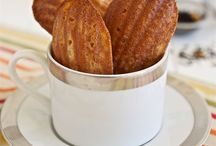 Madeleines / To go with a great cup of tea!