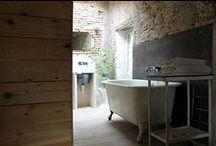 Bathroom / cool and unique bath