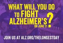 The Longest Day 2015 / What will you do to fight Alzheimer's on June 21? Put your passion to good work on The Longest Day with the Alzheimer's Association of Central Ohio.  / by Alzheimer's of Central Ohio