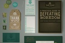 Design: Identity Packages / by April Guzik
