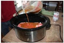 Slow Cookin' / Recipes that are made in the slower cooker!