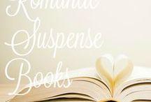 Romantic Suspense Books / Awesome romantic suspense books