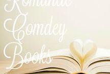 Romantic Comedy Books