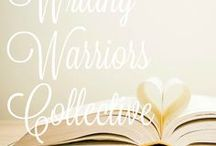 Writing Warriors Collective / This board is about all things writing and self-publishing.