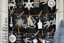 ♦ Christmas ideas ♦ / Ideas and inspirations craft and DIY for Christmas and Holidays / by Vivere a Piedi Nudi Living barefoot