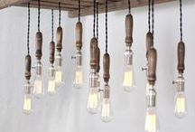House-LIghts / by Designing Your Dream -barb