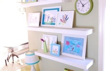 DIY For the Home / DIY Ideas for Making My Home a More Beautiful and a More Organized Space / by Heidi Fowler {OneCreativeMommy.com}