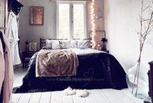 Bedrooms / by Stephanie Lorang