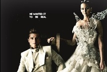 THE HUNGER GAMES TRILOGY (and Jennifer & Josh) ♥ / by Ashley Lejuerrne