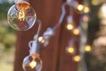 Lights / by Stephanie Lorang