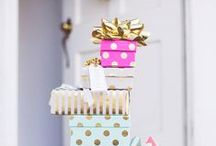 GIFT WRAP & STATIONARY