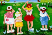 Golf is Fore Gurlz!! / Golf, its not your father's sport anymore!