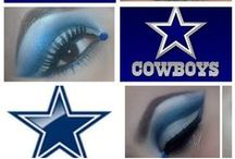 "Dallas"" Awsome"" Cowboys / by Tina Bane"