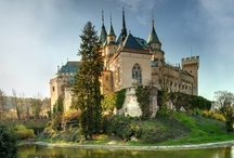 Travel ~ Castles & Cathedrals / by Donna Weisse