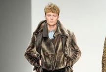 Men's Fur Fashions / by Fashionisto
