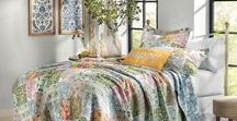 Pure Comfort Bedding / Your personal retreat is the one place in the house where you can go to relax and take care of yourself. Make it as special as you are with beautiful bedding!