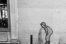 S T R E E T - A R T / #streetart #stencilart #lamb-lamb #contemporary #street #art #support #public #instalation #ocupy  #resistence #vandalism #graffiti #politic #urban #archteture #arch