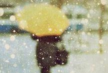 Under my umbrella / by Emma Mackintosh