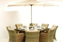 Rattan Inspiration / Rattan furniture for the garden or the house