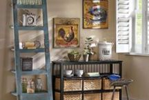 Kitchen and Dining by Country Door / Amazing dinnerware, chic furnishings–you'll be amazed at how easy it is to create mealtime ambiance. / by Country Door