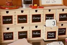 Organised - Storage Ideas