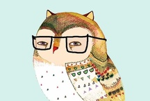 All things owl