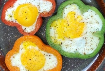 Food - Breakfast  / by Julie B