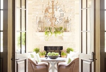 Outdoor Rooms / by C. Nipper
