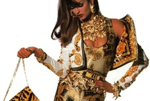 Fashion ~ 80's & 90's / Fashion Of The Supermodel Era / by Donna Weisse