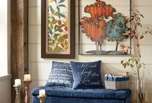 Elegant Entrances by Country Door / Make a stylish first impression with elegant décor and furniture for your entryway.