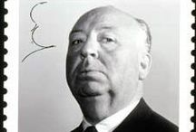 Alfred Hitchcock / by Connie Ruben